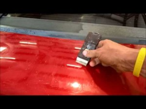 spray foam on vehicles