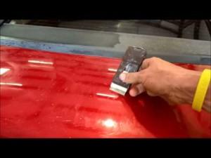 spray foam on vehicles