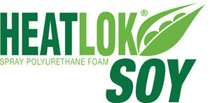 Heatlok Soya 2lb closed cell foam